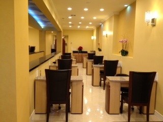 Your Nails and Spa Phoenix Nail Station